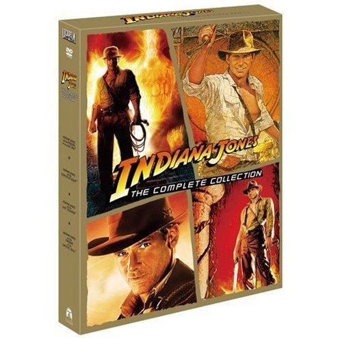 Indiana Jones Complete Collection