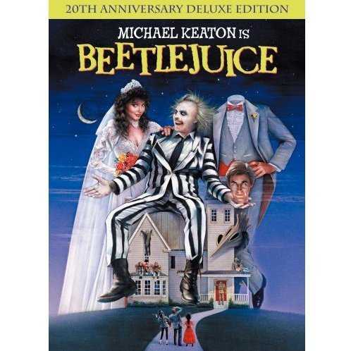 Beetlejuice 20th Anniversary Special Edition