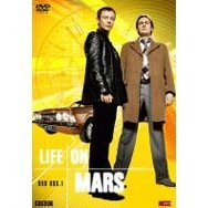 Jiku Keiji 1972 Life On Mars DVD Box I