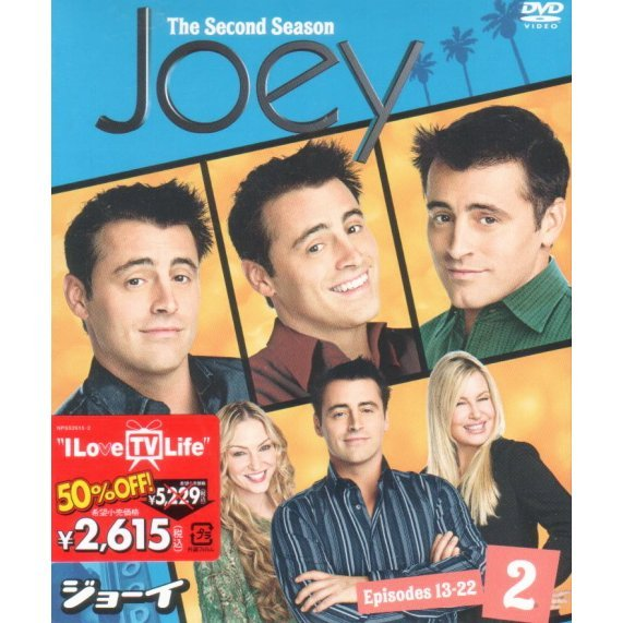 Joey Second Season Set 2 [Limited Pressing]