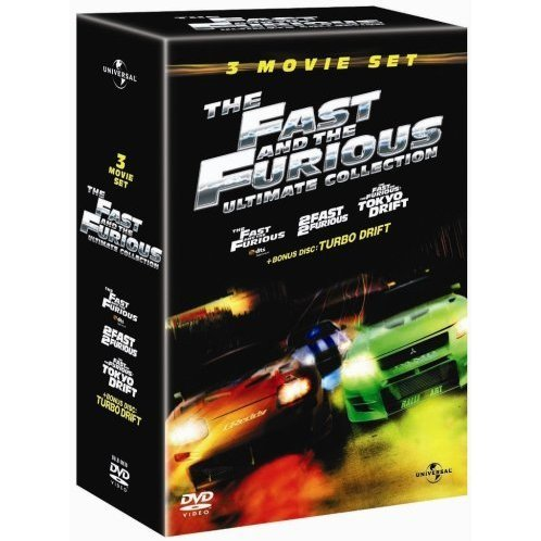 The Fast And The Furious Ultimate Collection [Limited Edition]