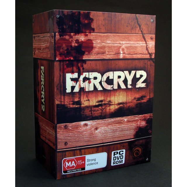 FarCry 2 [Collector Edition] (DVD-ROM)