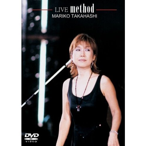 Mariko Takahashi Live Method [Limited Pressing]