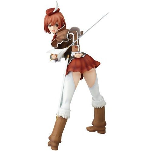Shining Wind 1/7 Scale Pre-Painted PVC Figure: Seena
