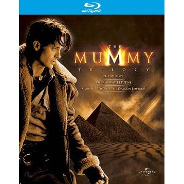 The Mummy Trilogy Blu-ray Box [Limited Pressing]