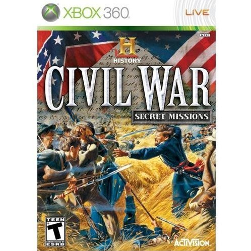 History Channel Civil War: Secret Missions