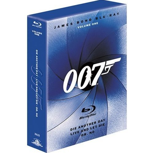 007 Blu-ray Box Vol.1