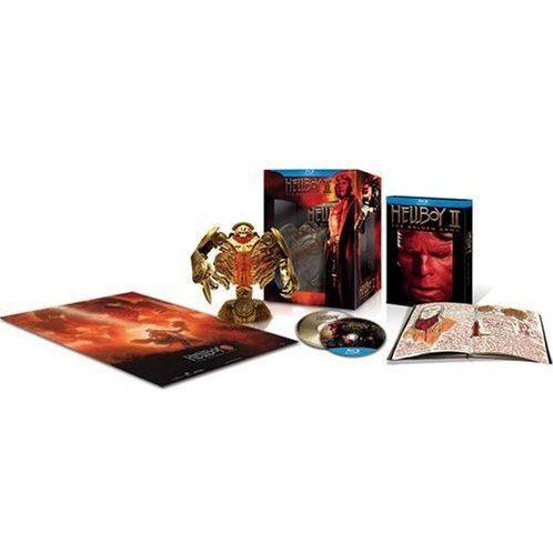 Hellboy II: The Golden Army Collector's Set