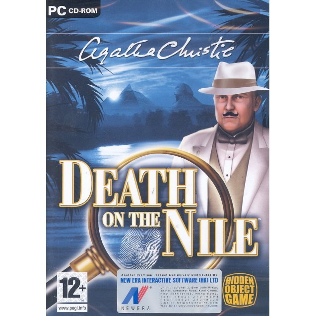 Agatha Christie: Death on the Nile