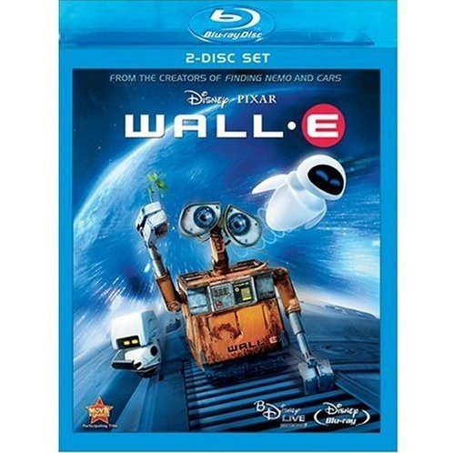 Wall-E (Two-Disc and BD Live)