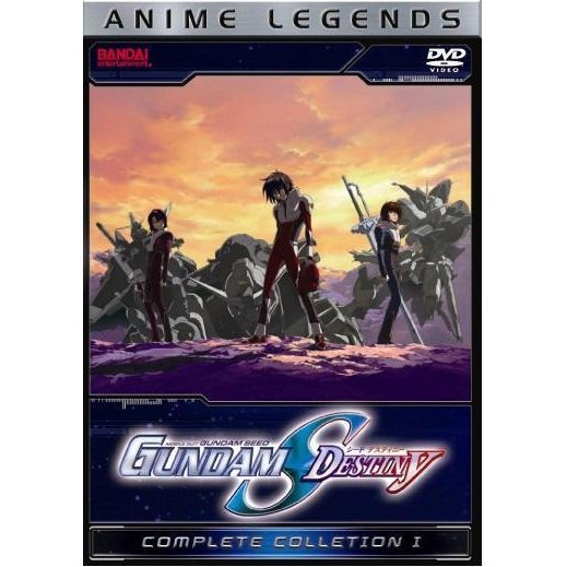 Gundam SEED Destiny Anime Legends Part 1