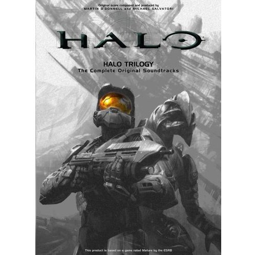Halo Trilogy - The Complete Original Soundtracks