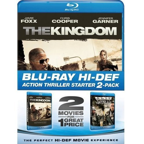 Action Thriller Starter Pack (Jarhead / The Kingdom)