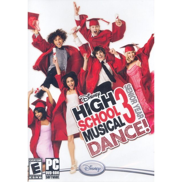 High School Musical 3: Senior Year Dance! (DVD-ROM)
