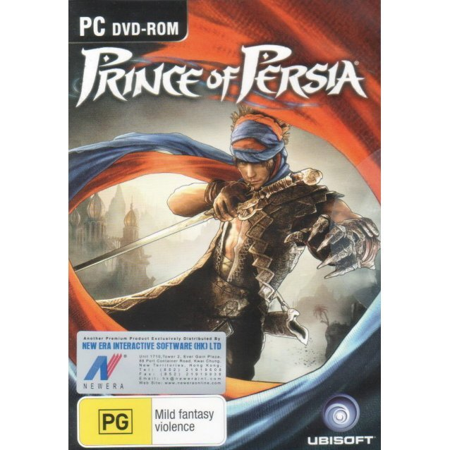 Prince of Persia (DVD-ROM)