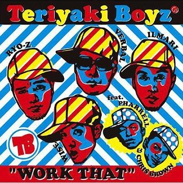 Work That Feat. Pharrell & Chiros Brown [CD+DVD Limited Edition]