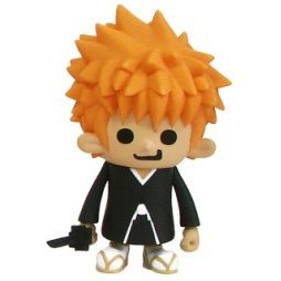40th Weekly Jump Characters Mini Figure: Ichigo
