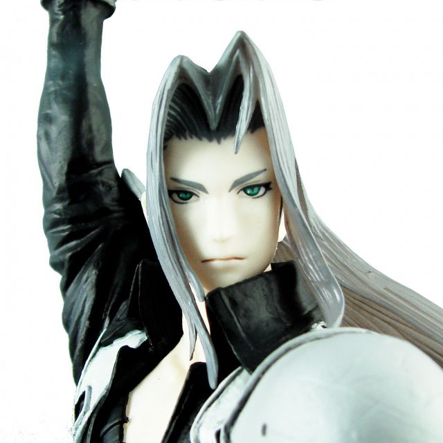 Final Fantasy VII Static Arts Non Scale Pre-Painted PVC Figure: Sephiroth