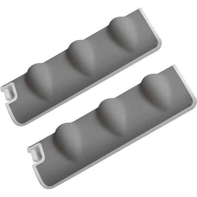 Kamikaze Gear Rubber battery cover (grey) for Remote