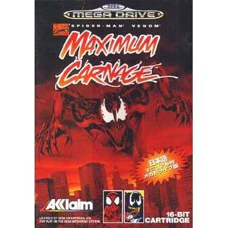 Spider-Man - Venom: Maximum Carnage
