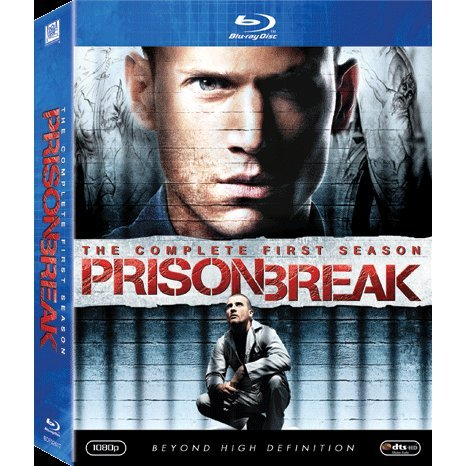 Prison Break [The Complete First Season]