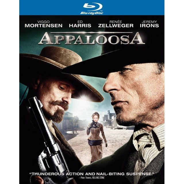 Appaloosa [Blu-ray+Digital Copy]