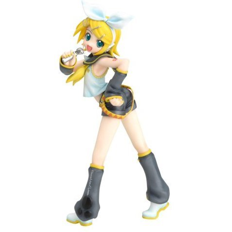 Character Vocaloid Series 02 1/8 Scale Pre-Painted PVC Figure: Rin (Re-run)