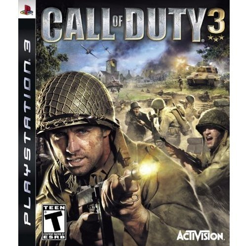Call of Duty 3 [damaged case]