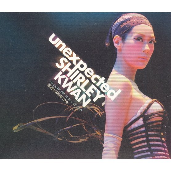 Unexpected Shirley Kwan In Concert 2008 Live [2CD]