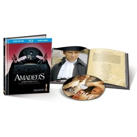 Amadeus Director's Cut Digi Book [Limited Edition]