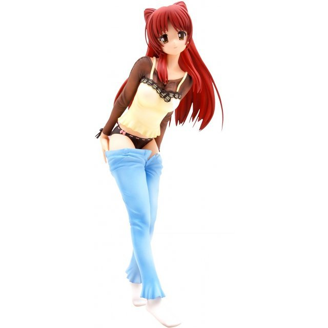 To Heart 2 1/7 Scale Pre-Painted PVC Figure: Kousaka Tamaki Casual Version (Re-run)