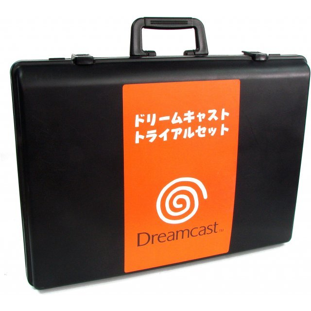 Dreamcast Console - Trial Special Edition (Japanese version)