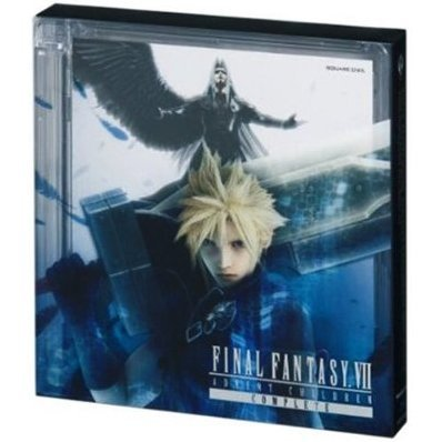Final Fantasy VII Advent Children Complete First Print w/ Final Fantasy XIII Trial Version