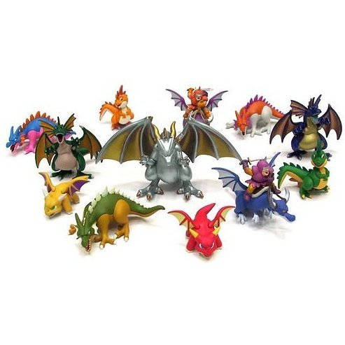 Dragon Quest Monster Gallery - Roar of Dragon Mini Trading Figure