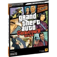Grand Theft Auto: Chinatown Wars Official Stategy Guide