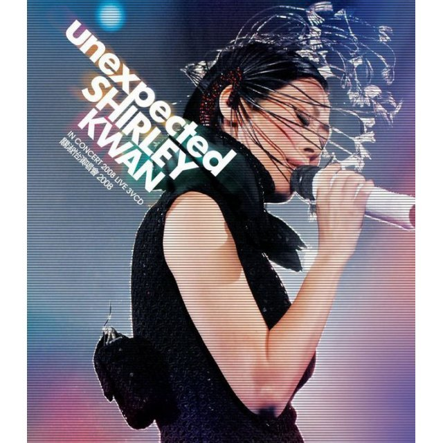 Unexpected Shirley Kwan In Concert 2008 Live [3VCD]