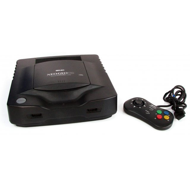 NeoGeo CD Top Loader Console (loose)