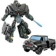 Transformers Pre-Painted Figure: Ironhide