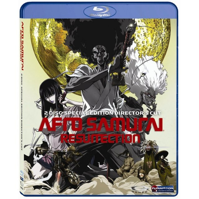 Afro Samurai: Resurrection [Director's Cut]