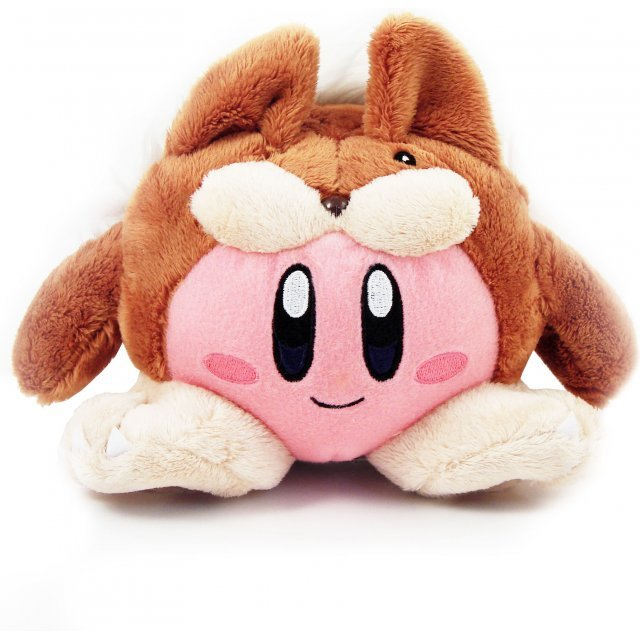 Kirby Adventure Kirby Plush Doll: Animal Kirby