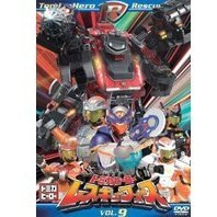 Tomica Hero Rescue Force Vol.9