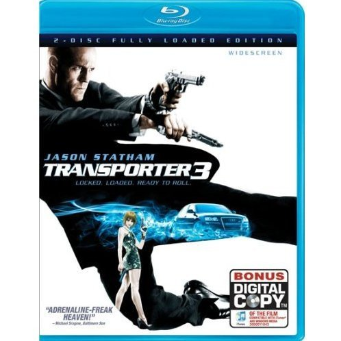Transporter 3 [Blu-ray + Digital Copy]