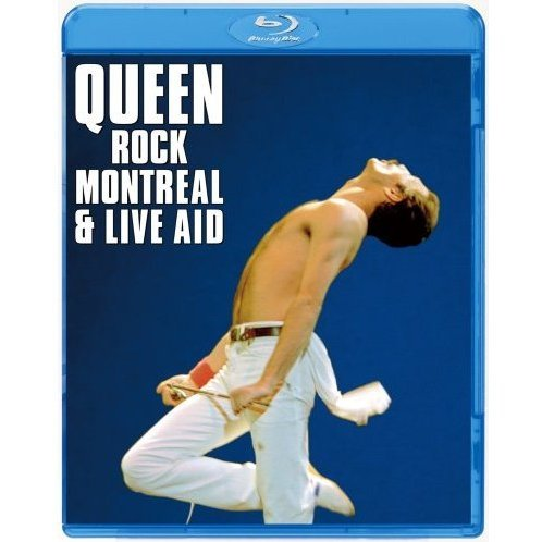 Queen Rock Montreal & Live Aid