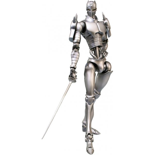 Super Figure JoJo's Bizarre Adventure Part 3 Non Scale Pre-Painted PVC Figure: Silver Chariot