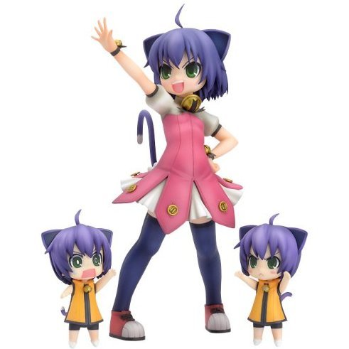 The Diary of a Crazed Family 1/8 Scale Pre-Painted PVC Figure: Midarezaki Kyoka & Mini-Kyoukas
