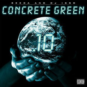Concrete Green 10 [Limited Edition]