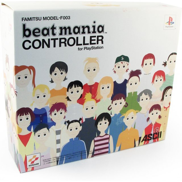 beatmania Controller [Limited Edition Famitsu F003 model]