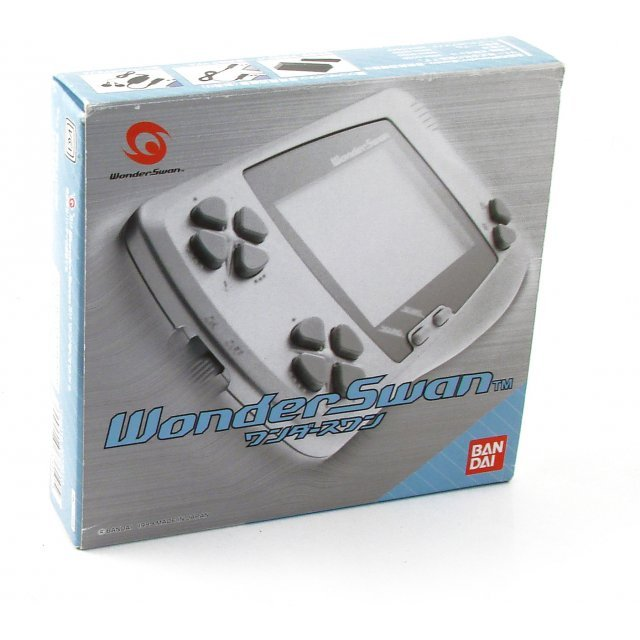 WonderSwan Console - Soda Blue