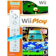 Wii Play with Remote [No Box]