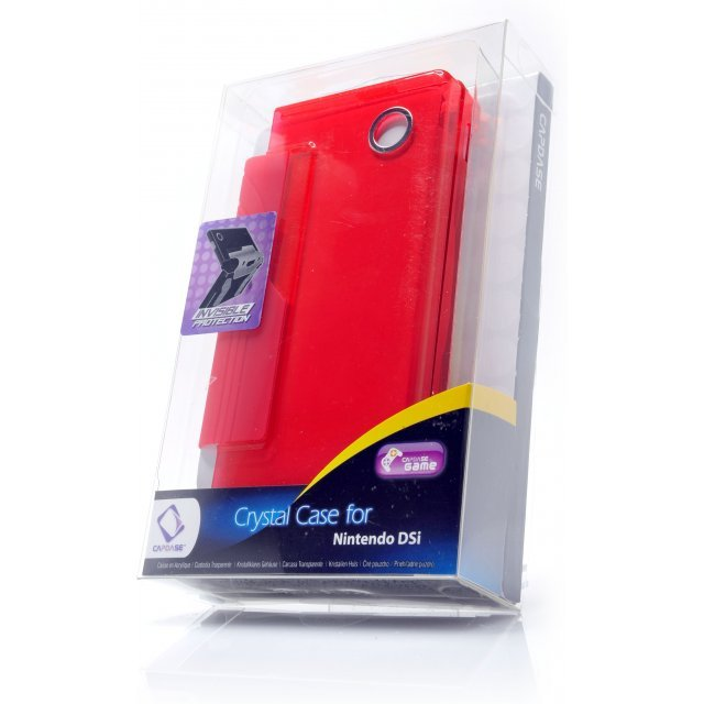 Crystal Case (Tinted Red)